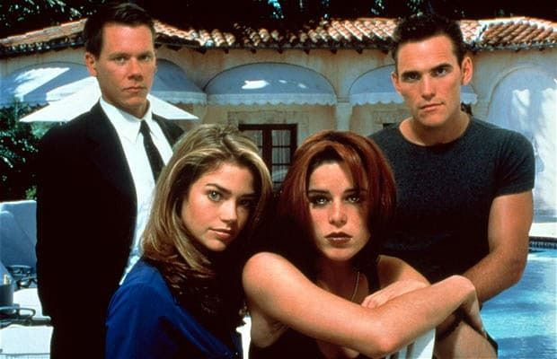 wild things movie 1998 | 1998: Wild Things, also starring Denise Richards, Neve Campbell and ...