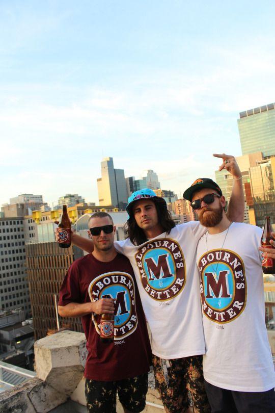 #thirdchapter Melbourne's Better T-Shirt