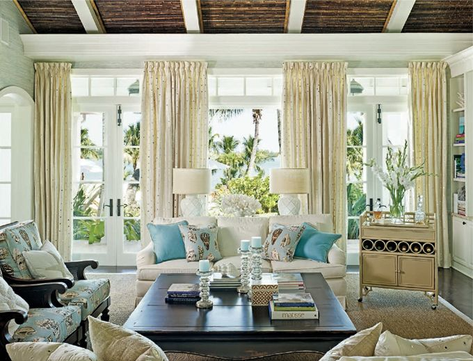 Love the feel of this room!!! Dana Small Design, Coastal Living