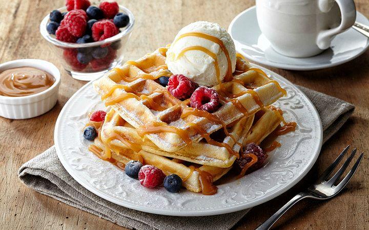 Waffle Tarifi, Nasıl Yapılır? - Yemek.com