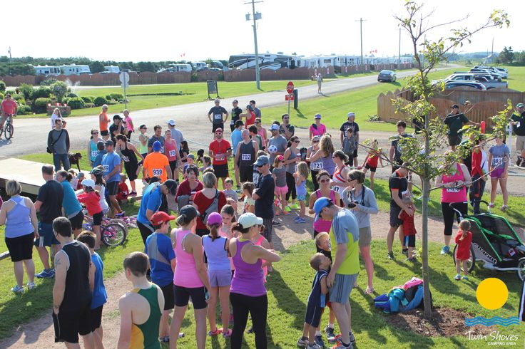 Twin Shores 5K Family Fun Run for the IWK at Twin Shores Camping Area - 2015  http://on.fb.me/1LSNxrv