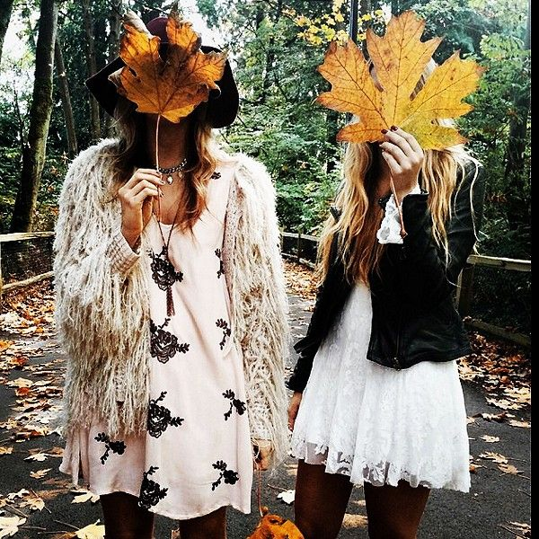 ♫  ♫ fluttering autumn leaves  ♫  ♫ .. X ღɱɧღ          loving this fall weather with our amazing fp jackets!  #FPmevancouver