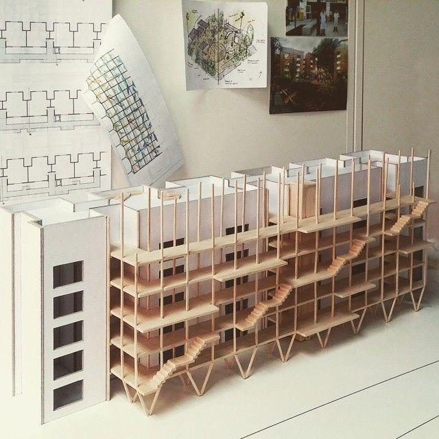 #nextarch by @ivan_valero #next_top_architects #Maqueta del prototipo de…