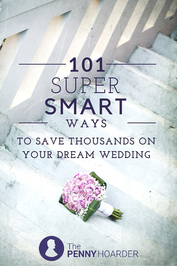 Struggling to stick to your wedding budget while including elements of the big day that are important to you? Planning a wedding on a budget isn't easy, but these ideas and strategies will help you create the perfect celebration of your love without breaking the bank. - The Penny Hoarder www.thepennyhoard...