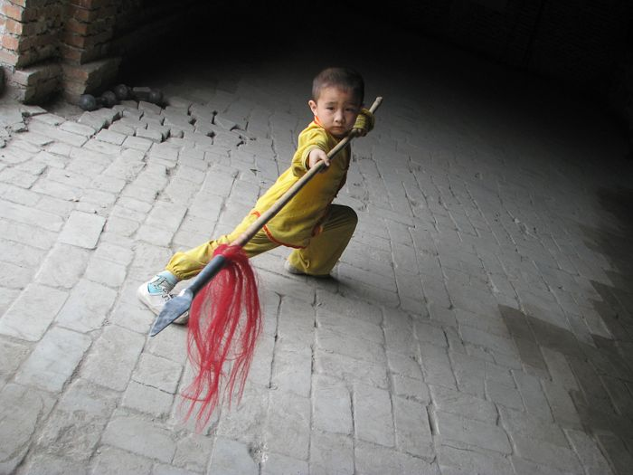 female kung fu masters | Master Li Quan - Cultivating Kung Fu Traditions in Sichuan's Chengdu