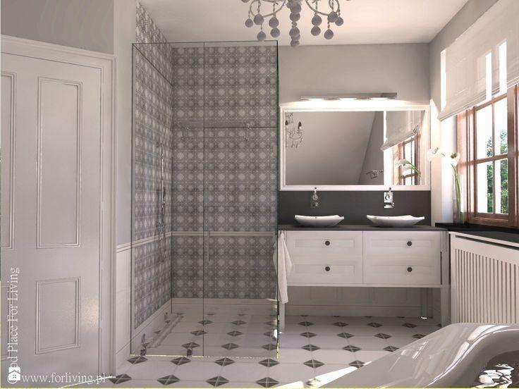 Łazienka styl Klasyczny - zdjęcie od Good Place For Living