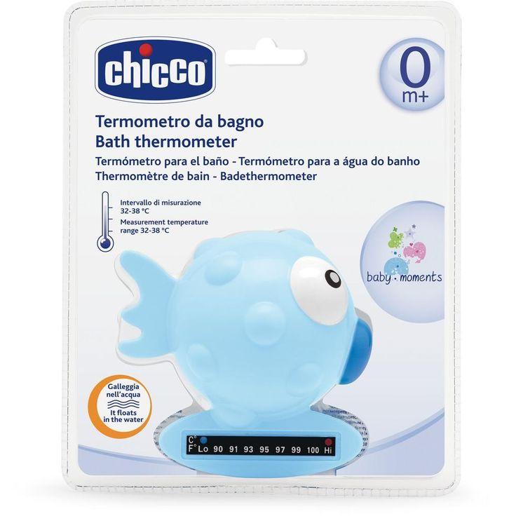 BADETHERMOMETER Fisch hellblau CHICCO:   Packungsinhalt: 1 St PZN: 12489437 Hersteller: Habitum Pharma Preis: 4,91 EUR inkl. 19 % MwSt.…