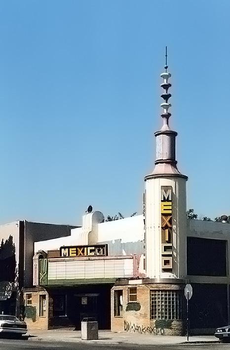 Raygun Gothic Cinema