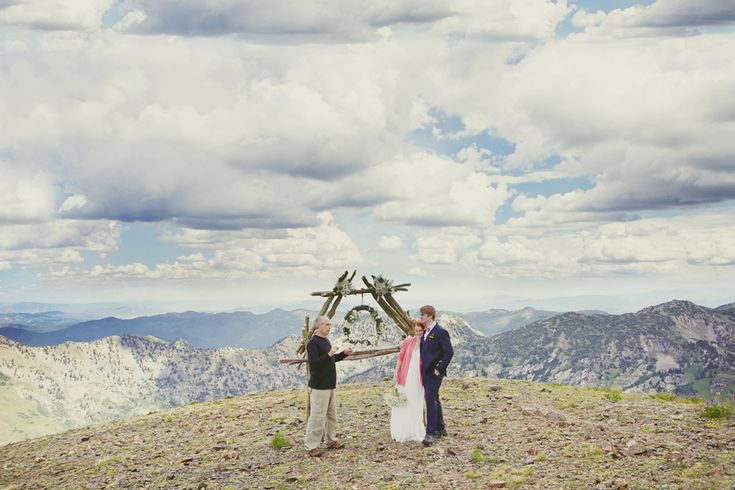 another awesome hiking wedding amy 39 s wedding