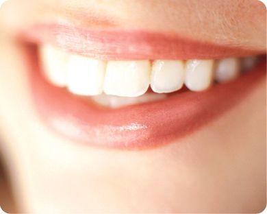 Teeth Whitening Remedy - baking soda and lemon juice