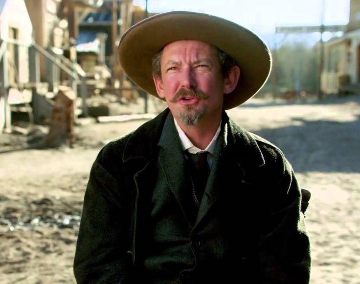"""Ian Hart as Soapy Smith in """"Klondike"""""""
