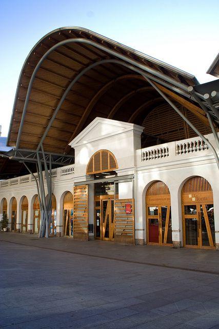 EMBT Architects - Santa CATERINA Market by 'O Tedesc, via Flickr
