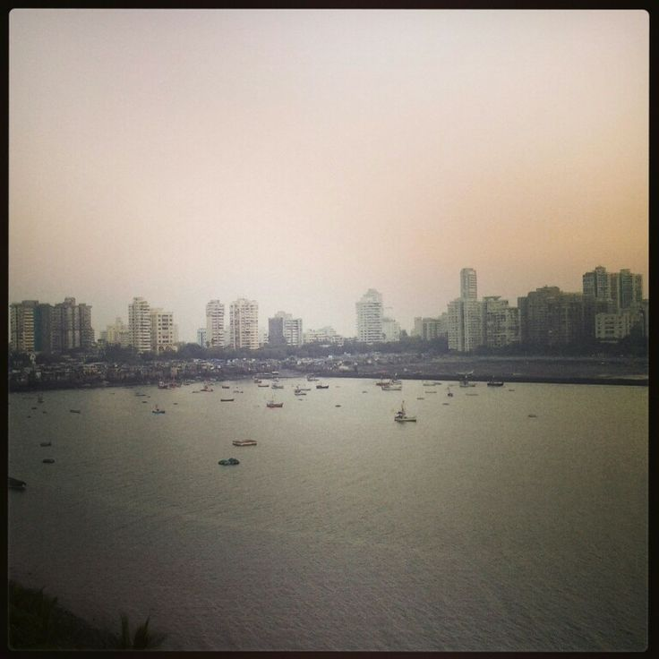 #cityscape #cuffeparade #mumbai #city