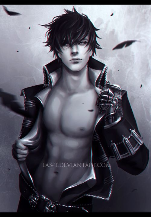 Kaito Alasdair by LAS-T.deviantart.com on @DeviantArt