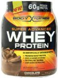 awesome Body Fortress Whey Protein Powder, Chocolate, 31.2 Ounces (Pack of 2)