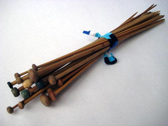 Vintage Knitting Needles : Best images about knitting needles on pinterest