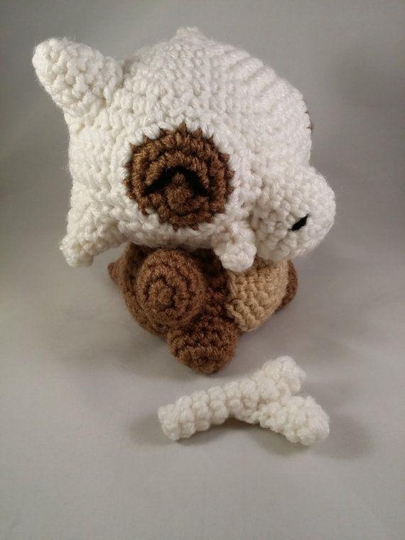 Amigurumi Cubone: Made to Order by LoveofCrochet01 on Etsy