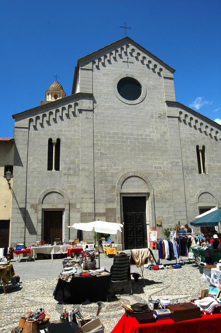 Santo Stefano al Mare (IM),  Chiesa Parrocchiale di S. Stefano