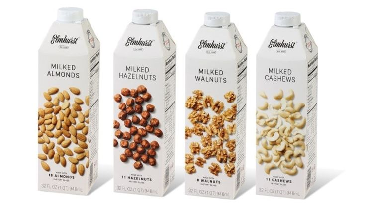 A nondairy milk line from Elmhurst is making its way to Publix stores across the Southeast.