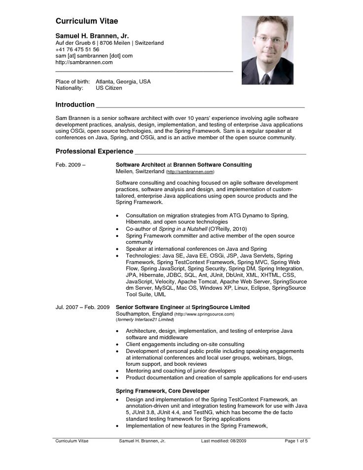 Best 25+ Curriculum vitae format ideas on Pinterest Resume - europass curriculum vitae
