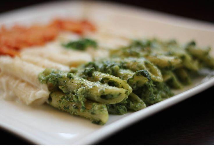 Pasta italiana, Deliciosa pasta tricolor http://bit.ly/2tsXAxs
