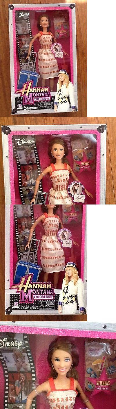 Hannah Montana 158763: Disney Hannah Montana Lilly The Movie Doll Nib -> BUY IT NOW ONLY: $34.99 on eBay!