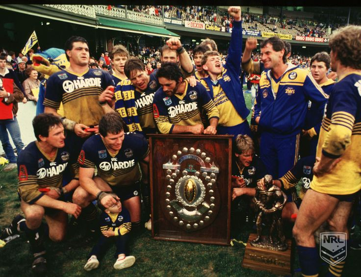 Parramatta Eels - 1986 Premiers