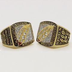 1991 Super Bowl XXVI Washington Redskins Championship Ring