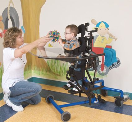 Toys for Kids with Special Needs - EasyStand Blog..lots of useful ideas in this blog :)