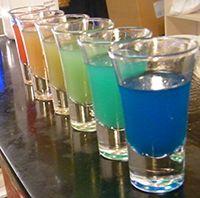 How to Make Rainbow Shots - The Rainbow Shooter | - TheFNDC