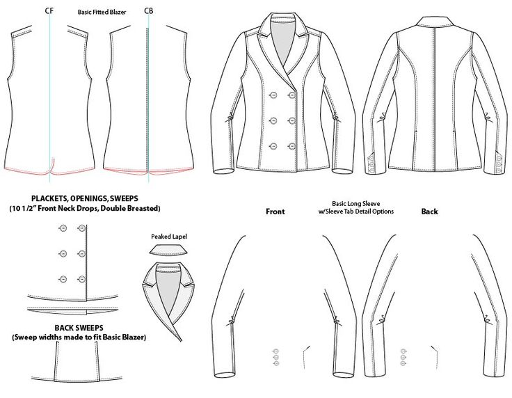 71 best Illustrator Fashion Flat Sketch Templates images on - fashion designer templates