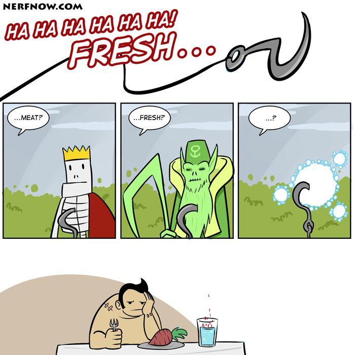 sunday morning dota 2 comics