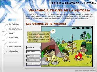 Recursos de Geografía e Historia: Para repasar la historia