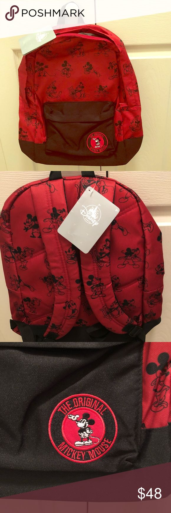 Disney Mickey Mouse Backpack Brand new with tag Mi…