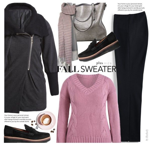 A fashion look from November 2016 featuring Lands' End pants. Browse and shop related looks.