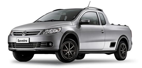 VW Saveiro especial para pymes