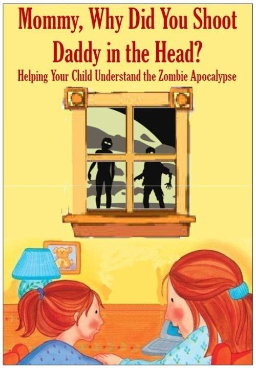 .Bedtime Stories, Zombies Apocalypse, Laugh, Stuff, For Kids, Walks Dead, Child Understand, Funny, Children Book