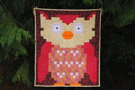Owl-quilt-pattern-3-sizes-in-1-pdf