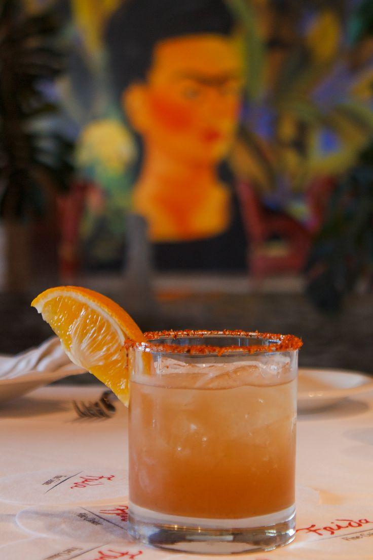 Delicious #Tamarindo #Margarita #Cocktail by Frida Restaurant Grand Velas Riviera Maya. http://rivieramaya.grandvelas.com.mx/ - http://rivieramaya.grandvelas.com/
