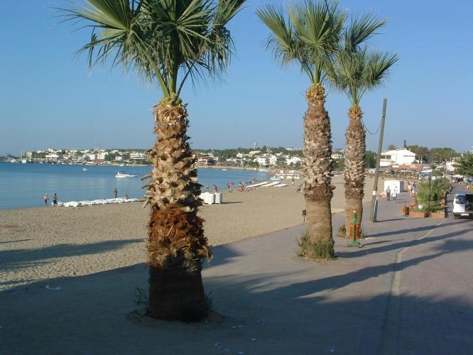 The Promenade, Altinkum, Turkey