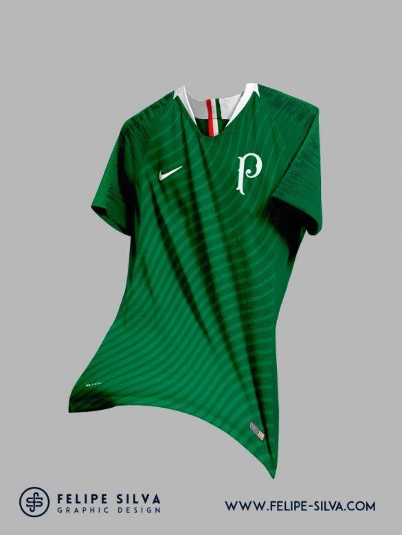 7eb4c81a3e9ab Leitor MDF  14 Clubes brasileiros vestindo Nike (Felipe Silva ...