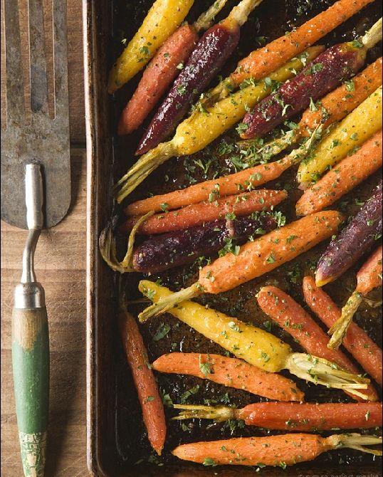Low FODMAP Vegetarian Recipe and Gluten Free Recipe - Ginger-glazed ...