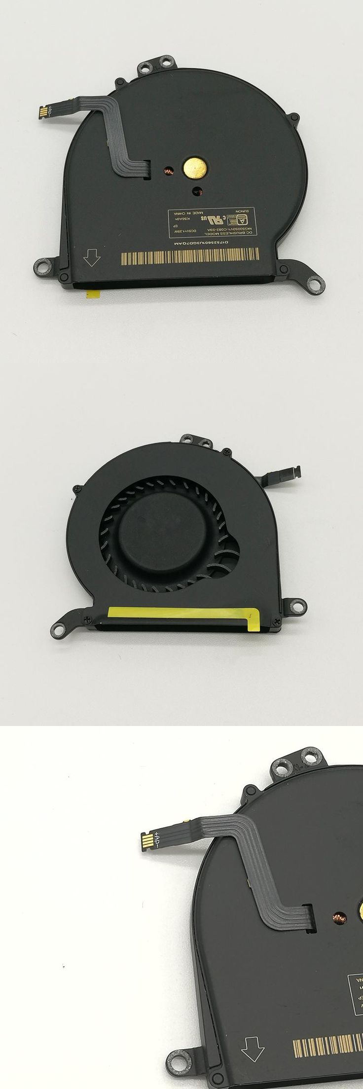"""[Visit to Buy] Brand New Air-cooled Laptop CPU Cooler Cooling Fan MG50050V1-C082-S9A For Macbook Air 13"""" A1369 2010 2011 A1466 2012-2015 #Advertisement"""
