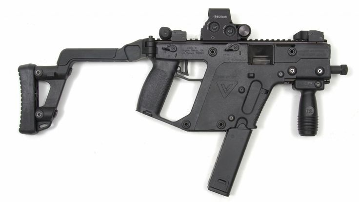 KRISS Vector, submachine gun, USA