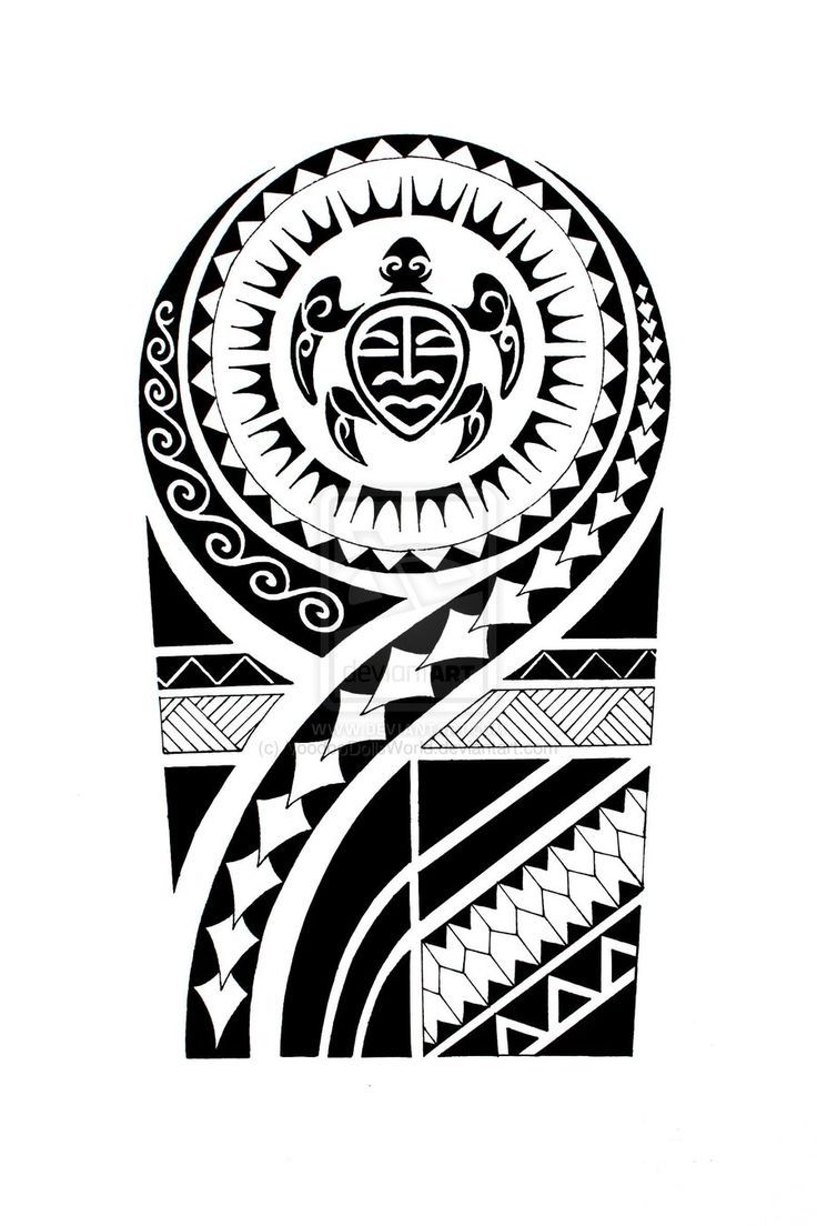 Art Maori Tattoo: 32 Best Maori Armband Tattoo Template Images On Pinterest
