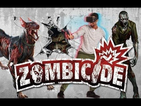 Upcoming VR Zombie Games | Zombie Games with Virtual Reality Technology