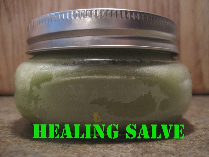 Natural Homemade Mama: Healing Salve - This works really good, we've tried it on eczema, bug bites, rashes, acne and cuts - it healed them all very quickly