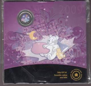 2009 -  Ensemble-cadeau pour bébé