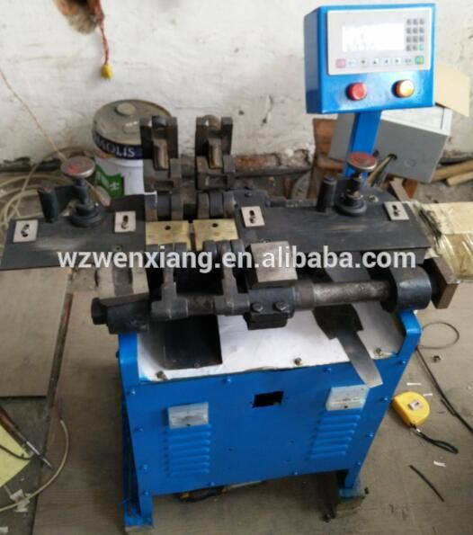 UN130 Bandsaw Blade Semi-auto Welding Machine For wood cutting Band Saw Blade thickness can be welding 0.55mm-1.25mm