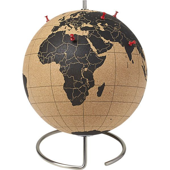 Cork Globe Cork And Future Travel